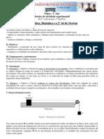 Roteiro 2 Lei de Newton - 2Ed
