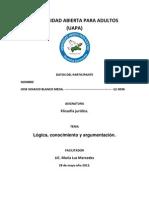 Tarea 2 Filosofia Juridica Jose Blanco 12-3036