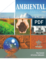 Caracteririzacion Ocupacional Sector Ambiental