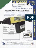Tinker Rasor - Holiday Detectors