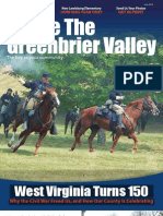 """Inside the Greenbrier Valley""  West Virginia Turns 150!  :)"