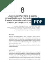 A Alienação Parental e a guarda compartilhada como forma de prevenção