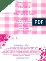 Parcial N°3/N°4 Informática