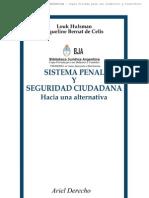 758658 Louk Hulksman y Otro - Sistema Penal y Seguridad Ciudadana (Hacia Una Alternativa)