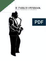 Charlie Parker Omnibook - (Eb)