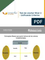 CLASE1 - Test Lüscher Nivel 2.ppt