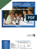 MCP Term 4 2013 Schedule Bulletin