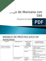 Jugo de Manzana Con S88