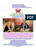 Experience the Divine - 2000 Ocean of Love Lecture Tour