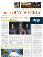 The Point Weekly – 10.15.2012
