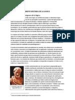Historia y Leguaje - LOGICA