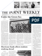 The Point Weekly – 11.5.12