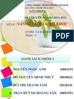 Nhom 4 - Nang Luong Sinh Khoi