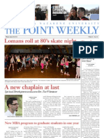 The Point Weekly - 1.28.13