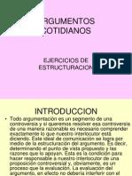 ARGUMENTOS_COTIDIANOS