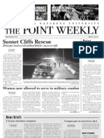 The Point Weekly - 2.4.13
