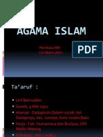 Agama Islam 2011