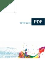 CDH4 Quick Start