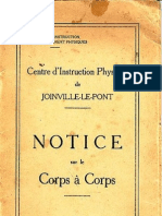 French Army - Corps à Corps Fighting - Dec 1, 1917