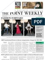 The Point Weekly - 4.15.13