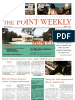 The Point Weekly - 04.22.13