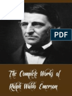 Emerson Complete, VOL 2 Essays, Self-Reliance - Ralph Waldo Emerson (1876)