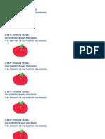 A Este Tomate Verde