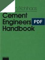 Cement Engineers Handbook - Labahn & Kohlhaas