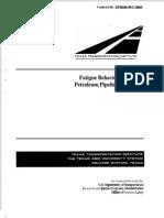 Fatigue Behavior of Dented 1-42