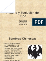 Historia y Evolución del Cine