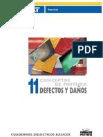 11 Conceptos de Pintura Defectos y Dac3b1os