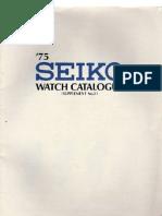 SeikoCatalogue 1975