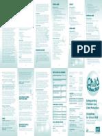 Child Protection Schools Guideline Leaflet
