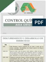 Formulacion y Caracteristicas de Los Herbicidas 4ta Clase