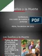 Conferencia Los Sueños y la Muerte Alzira 2011