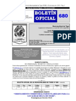 Boletin Oficial 680 - Municipalidad de Tigre
