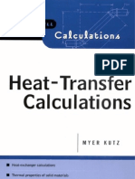 Heat Transfer Calculations