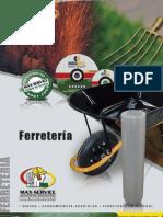 Catalogo Ferreteria