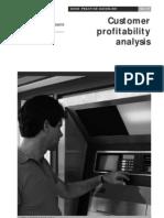 Profitability Analayses