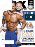 JUNE 2013 MAX SPORTS & FITNESS MAGAZINE