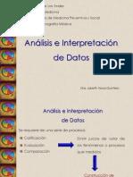 5. análisis e interpretación de datos
