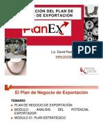 Plan de Exportacion - Promperu