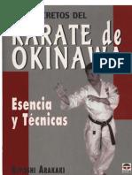 61260136 Karate de Okinawa Kyoshi Arakaki