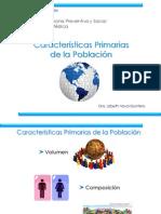 6. Características primarias de la población