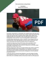 The Interim Pastor as Setup Pitcher-TomHarris-June2013