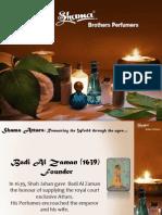 Shama Perfumes