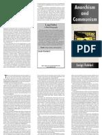 Leaflet Anarchism and Communism Lf