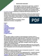 Gastronomie Moleculara