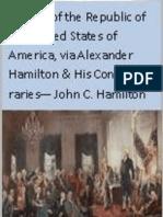 History of the Republic of the United States of America VOL 5 - John C Hamilton (1857)