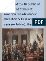 History of the Republic of the United States of America VOL 7 - John C Hamilton 1864